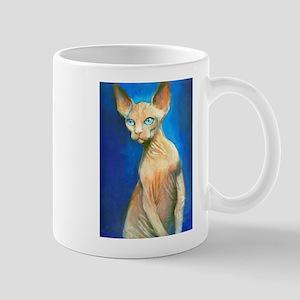 Sphynx cat 15  Mug