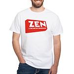 ZenTri Logo Red T-Shirt