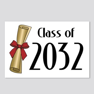 Class of 2032 Diploma Postcards (Package of 8)