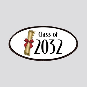 Class of 2032 Diploma Patches