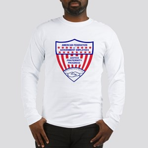 AFGELogoShieldGifB Long Sleeve T-Shirt
