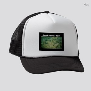 Great Barrier Reef Kids Trucker hat