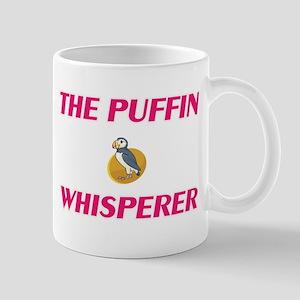 The Puffin Whisperer Mugs