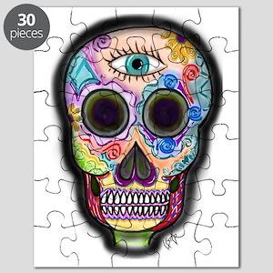 Skull - Eye Puzzle
