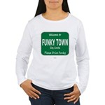 Funky Town Long Sleeve T-Shirt