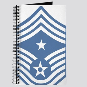 USAFCommandChiefMasterSergeantLightBlue.gi Journal