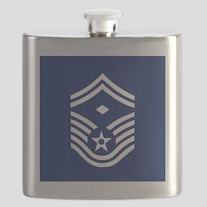 USAFFirstSergeantE8Coaster Flask