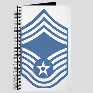 USAFChiefMasterSergeantLightBlue Journal