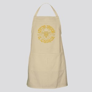 Give Bees a Chance II Apron