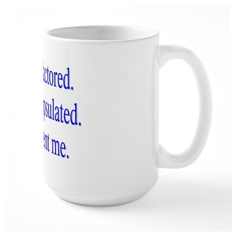 Large Mug: Well Encapsulated