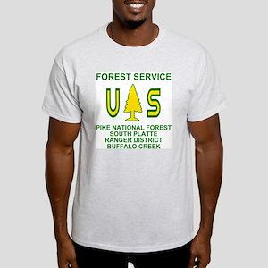DamonTeeshirt2x Light T-Shirt