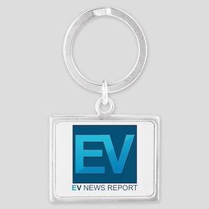 EV News Report Keychains