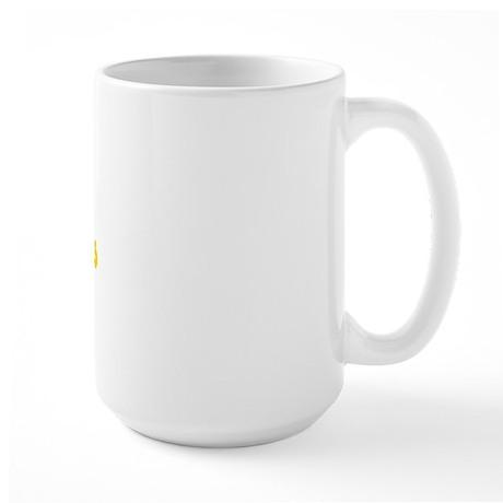 Dachshund Peeing Doxies Rule Large Mug