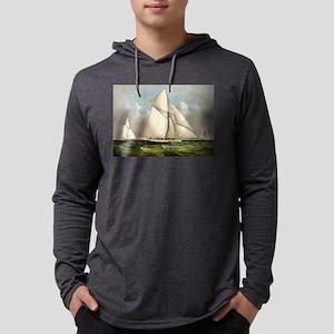 Volunteer - 1887 Mens Hooded Shirt