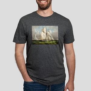 Volunteer - 1887 Mens Tri-blend T-Shirt