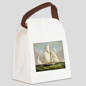 Volunteer - 1887 Canvas Lunch Bag