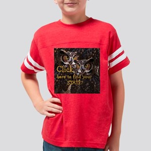 STATE Rehab Section Youth Football Shirt