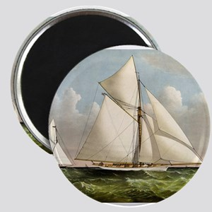 Volunteer - 1887 Magnet