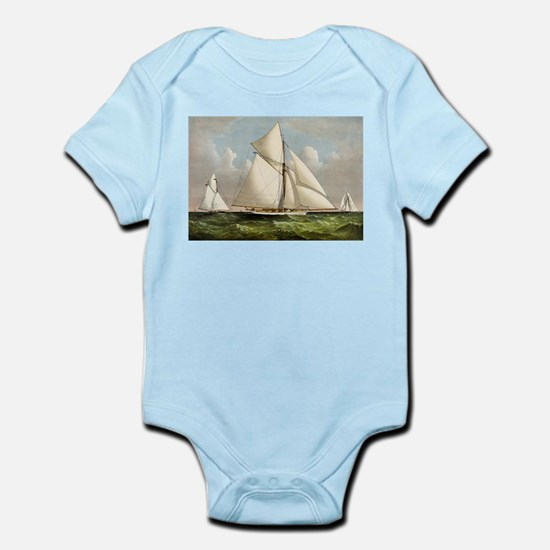 Volunteer - 1887 Infant Bodysuit