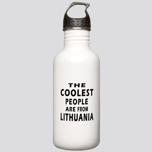 The Coolest Lithuania Designs Stainless Water Bott