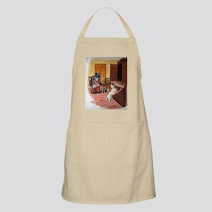 The Cupboard Was Bare, Old Mother Hubbard Apron