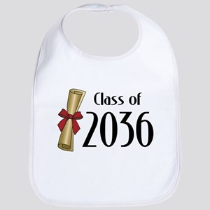 Class of 2036 Diploma Bib