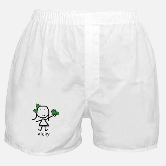Frog - Vicky Boxer Shorts