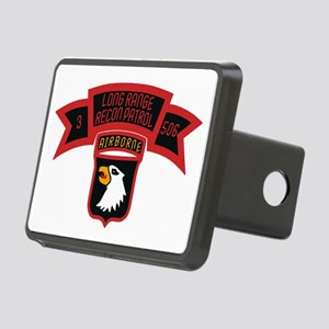 y101stAirborneDivision3rdB Rectangular Hitch Cover