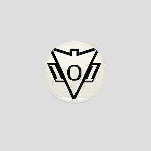 my101stAirborneDivisionRecondoSchoolLo Mini Button