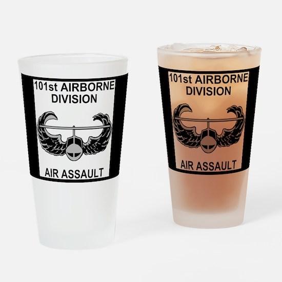 Army101stAirborneDivShirt3.gif Drinking Glass