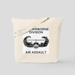 Army101stAirborneDivShirt3 Tote Bag
