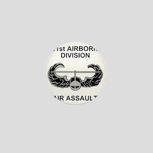 Army101stAirborneDivShirt3 Mini Button