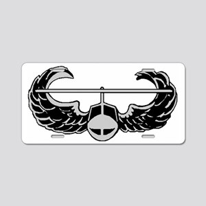 ArmyAirAssaultWings Aluminum License Plate