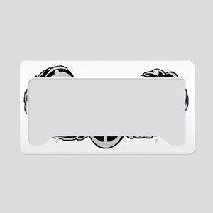 ArmyAirAssaultWings License Plate Holder