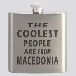 The Coolest Macedonia Designs Flask