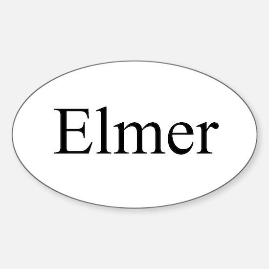 Elmer Decal