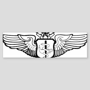 USAFFlightNurseCommandLevelInsign Sticker (Bumper)