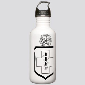 USAFEnlistedMedicalBad Stainless Water Bottle 1.0L