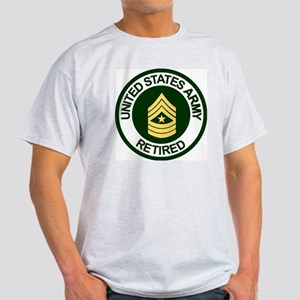 ArmyRetiredSergeantMajor Light T-Shirt