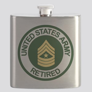 ArmyRetiredSergeantMajor Flask