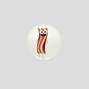 Happy Bacon! Mini Button (10 pack)