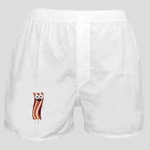 Happy Bacon! Boxer Shorts