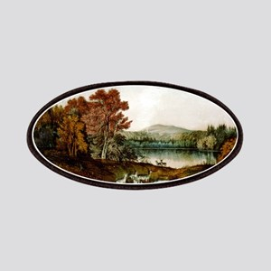 Autumn on Lake George - 1907 Patch