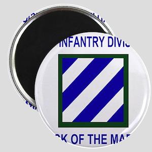 Army3rdInfantryShirt1 Magnet