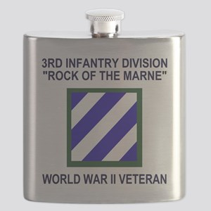 Army3rdInfantryWWIIShirt3 Flask