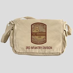 Army3rdInfantryDesertStorm5 Messenger Bag