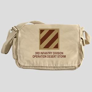 Army3rdInfantryDesertStorm2 Messenger Bag