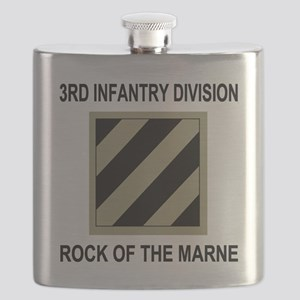 Army3rdInfantryShirt5 Flask