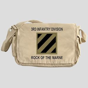 Army3rdInfantryShirt5 Messenger Bag