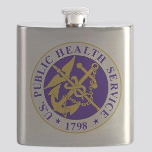 USPHSLogoBonnie Flask